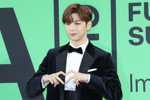 Kang Daniel (Yonhap)