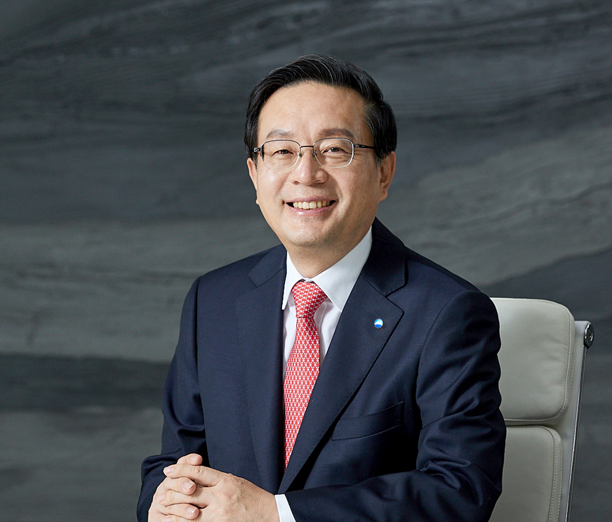 Woori Financial Group Chairman and Woori Bank CEO Sohn Tae-seung (Woori Financial Group)