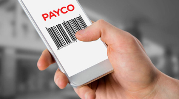 Tech giant NHN's mobile financial service Payco (Payco)