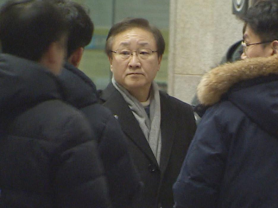 Former CEO of Samsung C&T Corp. Kim Shin (Yonhap)