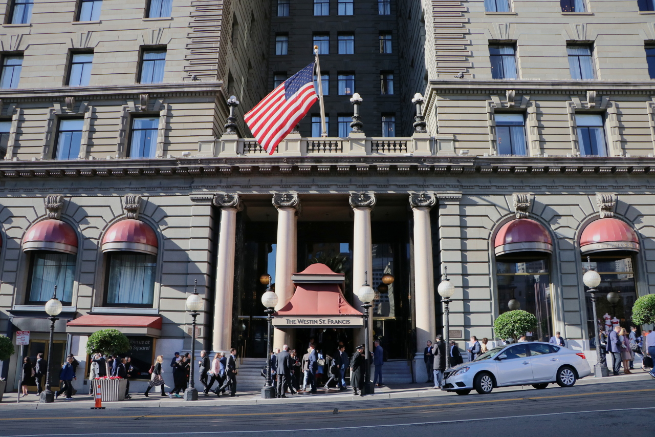 Westin St. Francis (Joint Press Corps.)