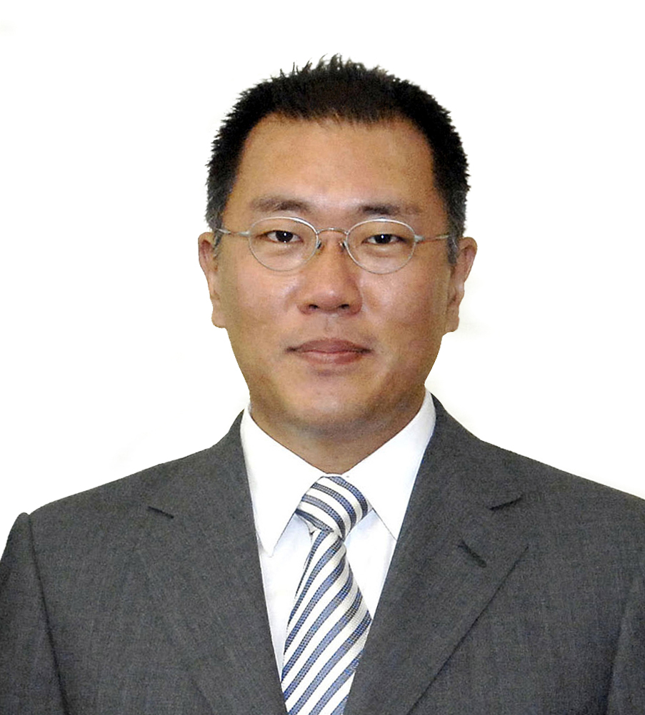 Hyundai Motor Group Executive Vice Chairman Chung Euisun (HMG)