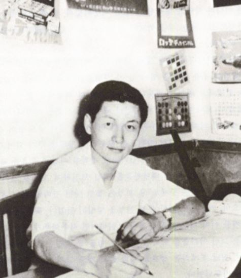 Shin Kyuk-ho in his early years (Lotte)