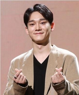 Chen of EXO (Yonhap)