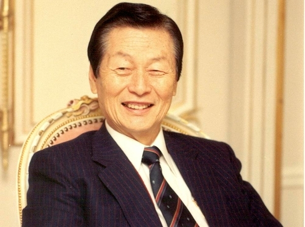 Lotte Group founder and honorary Chairman Shin Kyuk-ho (Yonhap)