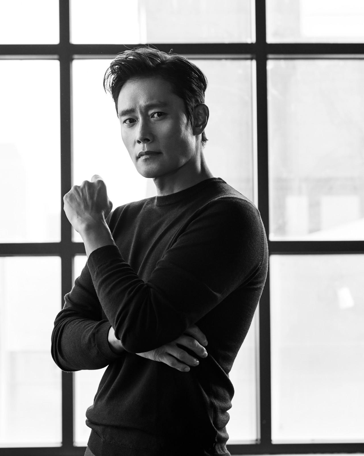 Lee Byung-hun (Showbox)