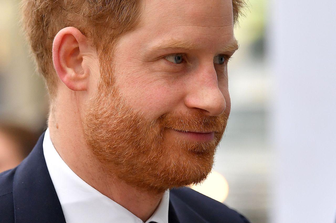 Britain's Prince Harry (AFP-Yonhap)