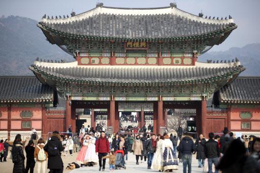 Gyeongbokgung (Yonhap)