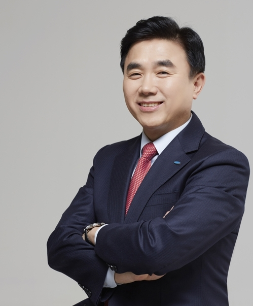 Samsung Life's newly appointed CEO Jeon Young-muk.(Samsung Life Insurance)