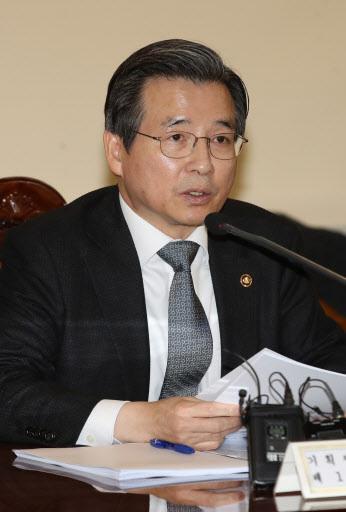 Vice Finance Minister, Kim Yong-beom(Yonhap)