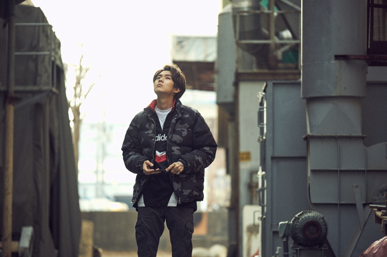 "Actor Choi Woo-sik in ""Time to Hunt"" (Little Big Pictures)"