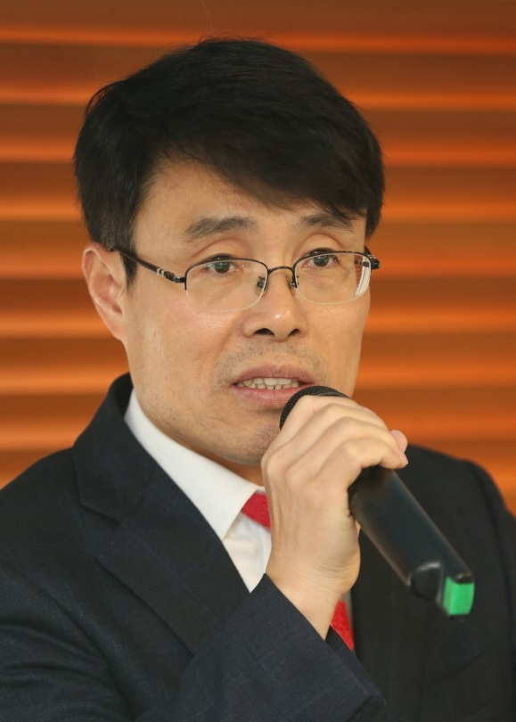 Kospi Market Committee President Lim Jae-joon. (The Korea Exchange)