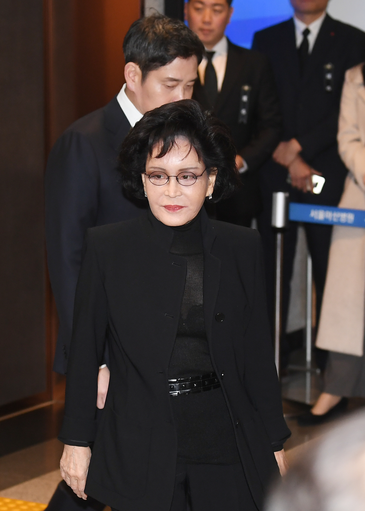 Shinsegae Group Chairwoman Lee Myeong-hee (Yonhap)
