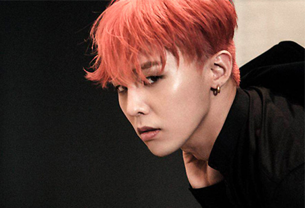 YG Entertainment's artist G-Dragon (Yonhap)
