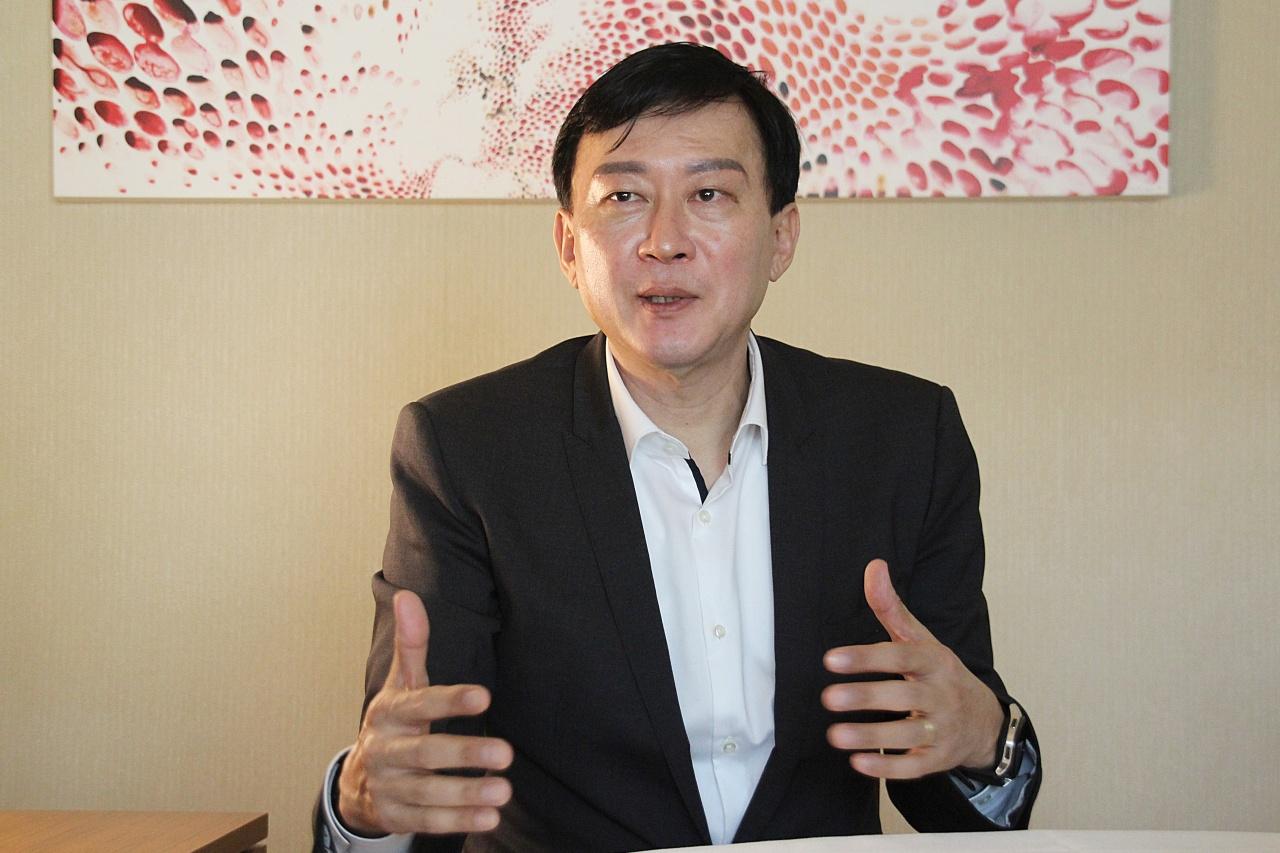 John Rim (Lim Jeong-yeo/The Korea Herald)