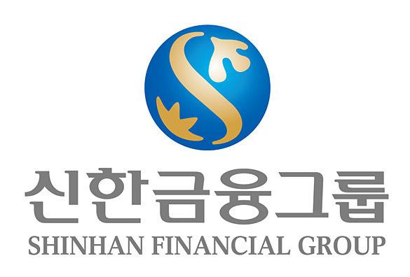 A logo of Shinhan Financial Group