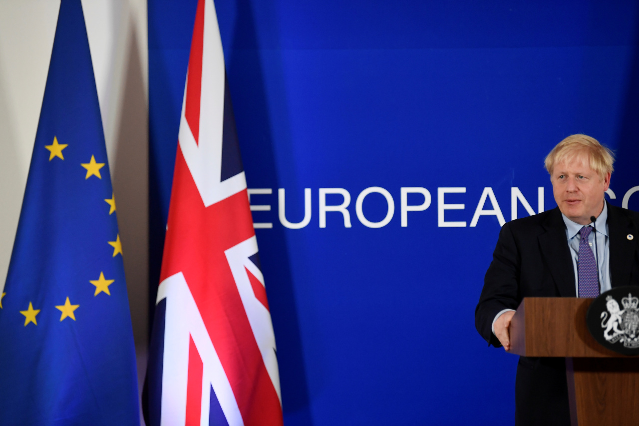 Prime Minister Boris Johnson (Reuters-Yonhap)