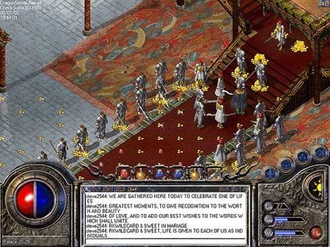 The Legend of Mir 2 (WeMade)