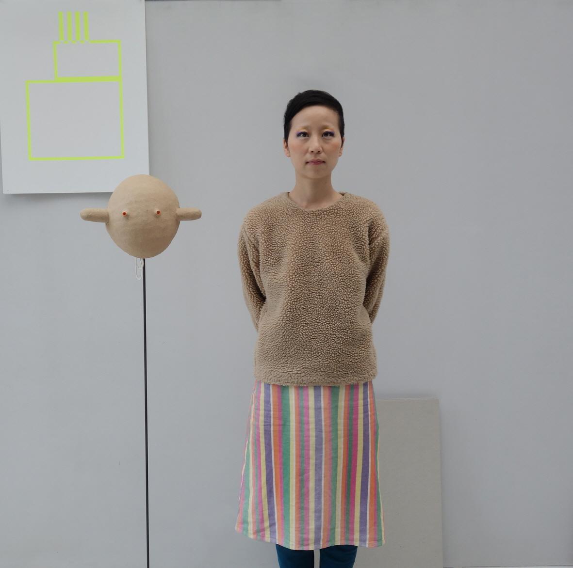 Artist Lee Seul-gi (MMCA)