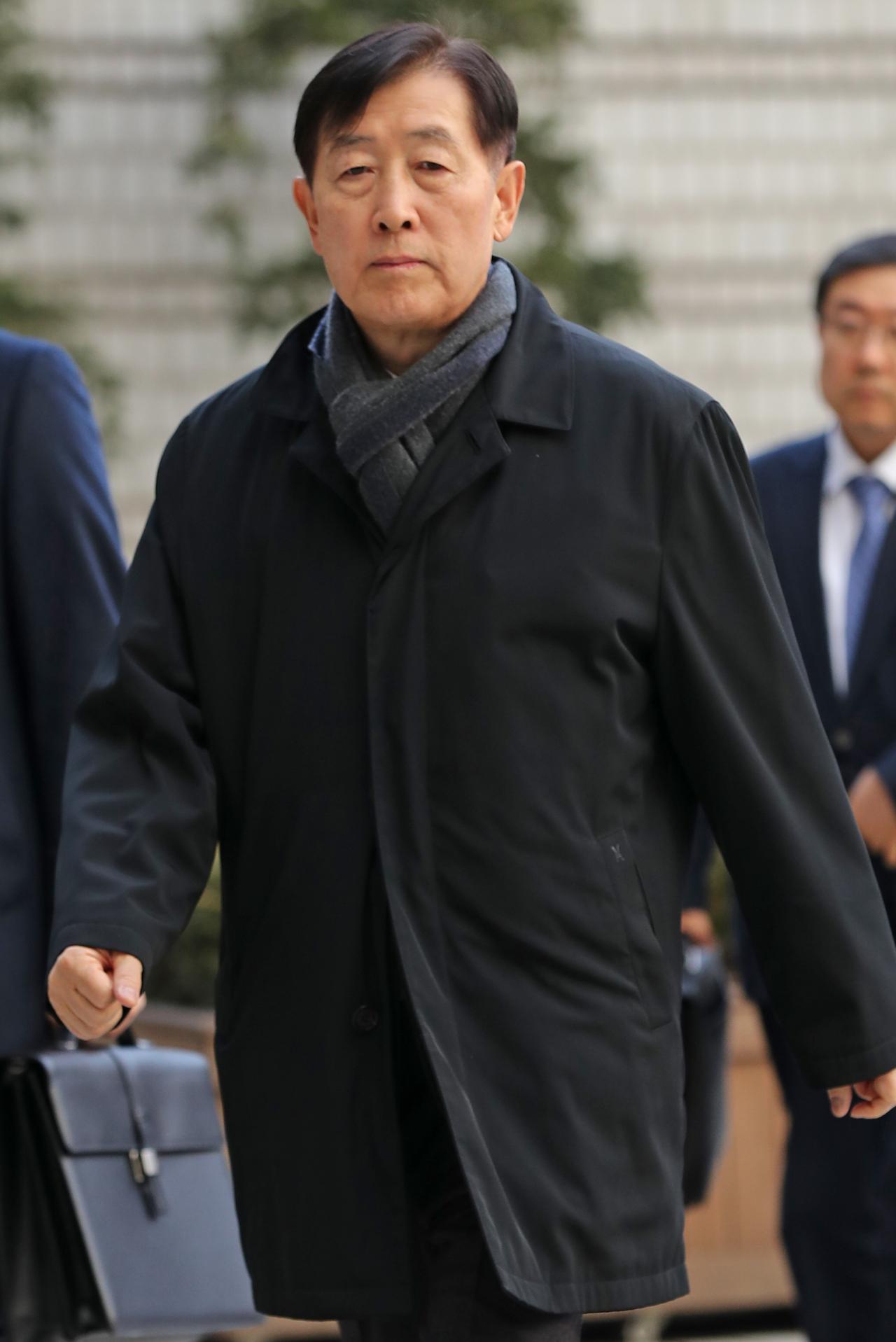 Choi Gee-sung (Yonhap)