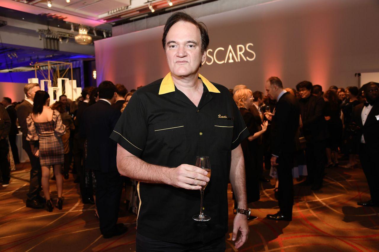 Quentin Tarantino (AFP-Yonhap)