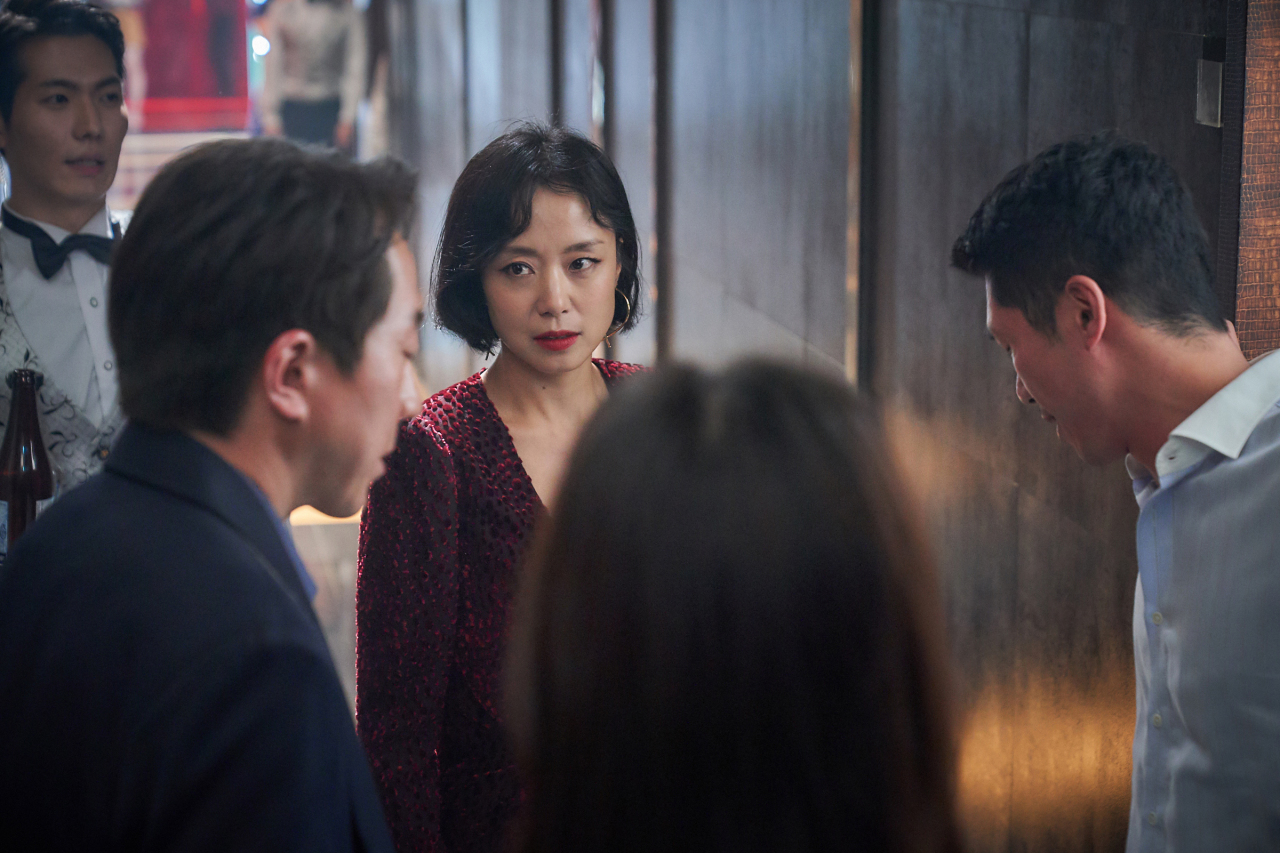 Jeon Do-yeon in