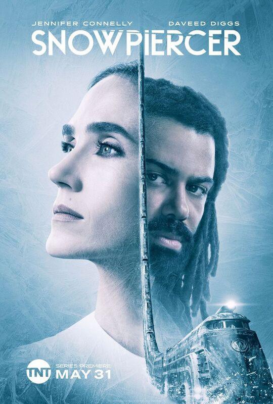 "Television series ""Snowpiercer"" (TNT)"