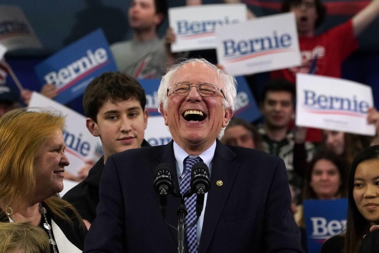 Bernie Sanders (AFP-Yonhap)