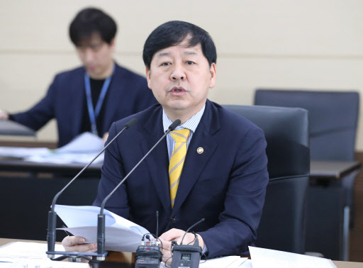 Vice Finance Minister Koo Yun-cheol (Yonhap)
