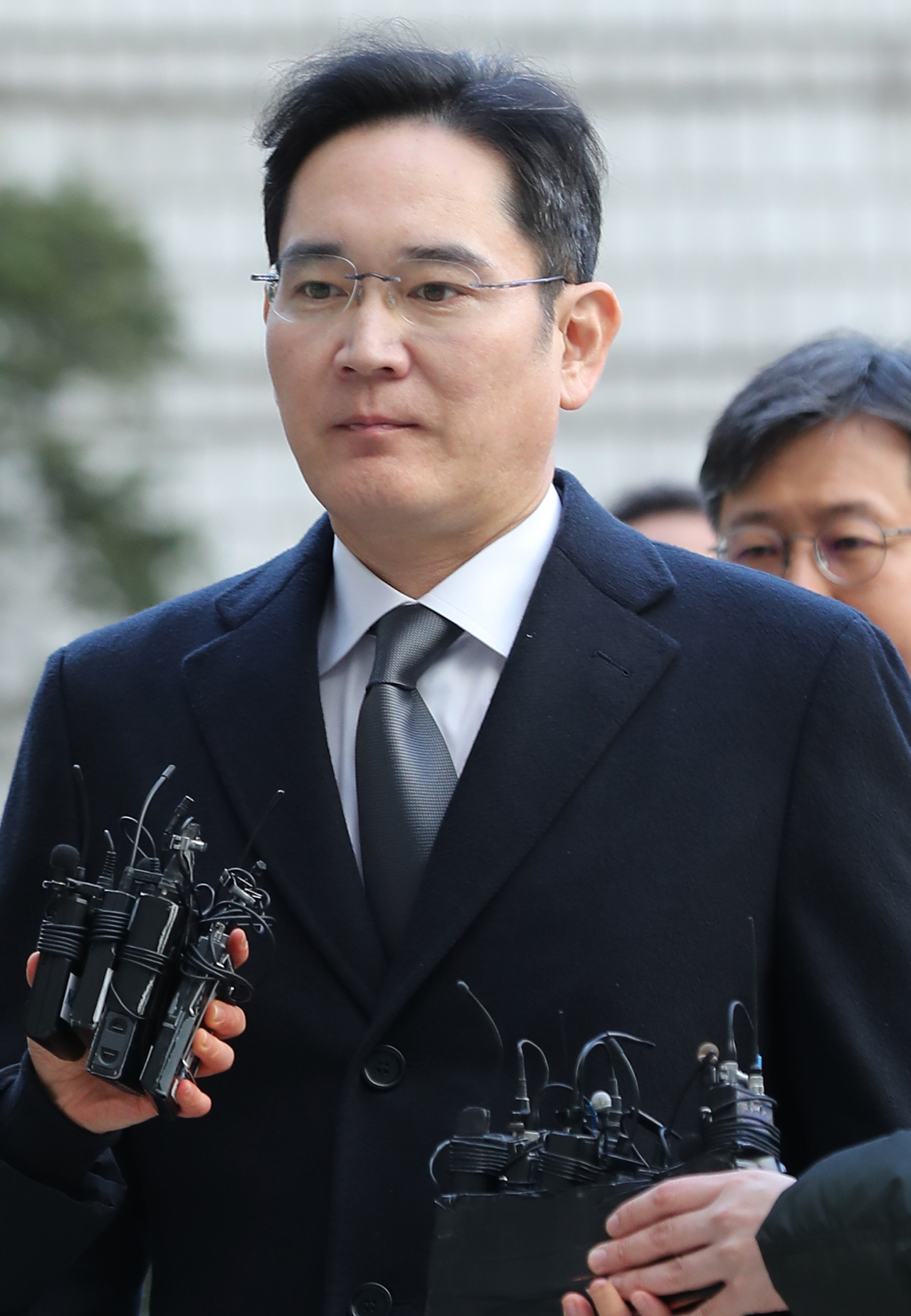 Vice Chairman Lee Jae-yong (Yonhap)