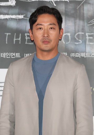 Actor Ha Jung-woo (Yonhap)