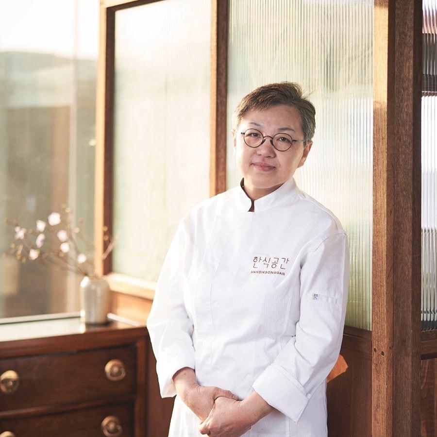 Chef Cho Hee-sook (Hansikgonggan)