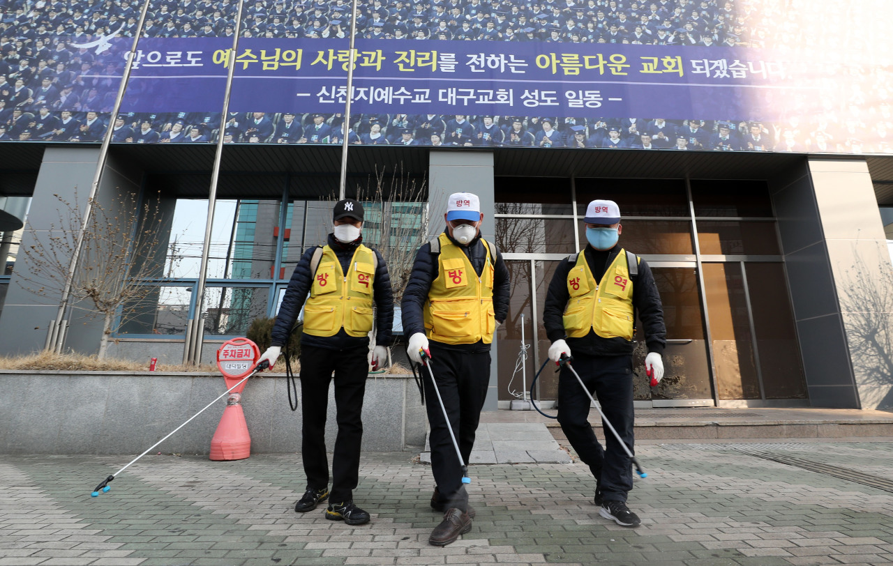 South Korea reports 52 more virus infections as outbreak expands