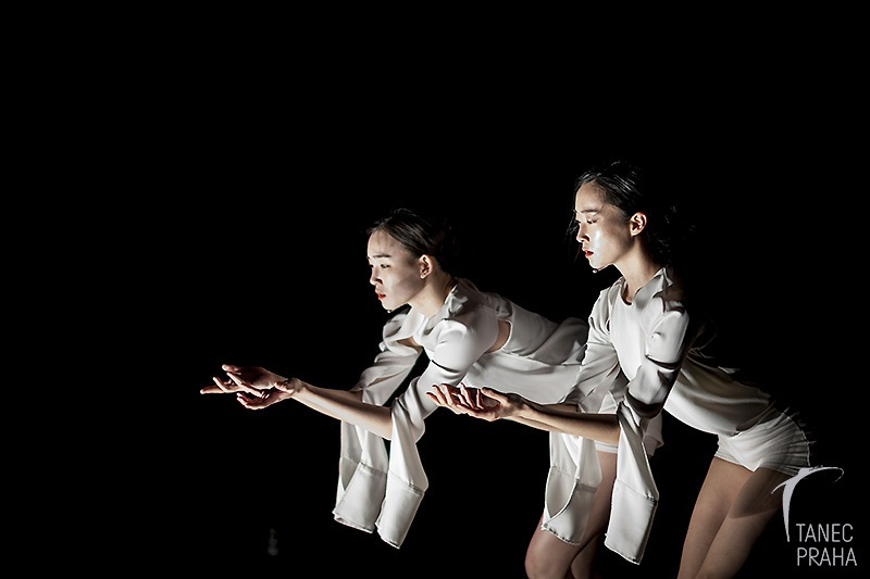 """""""Hello"""" will be presented at the performance of """"Step Up"""" in July. (Vojtech Brtnicky Tanec Praha/KNCDC)"""