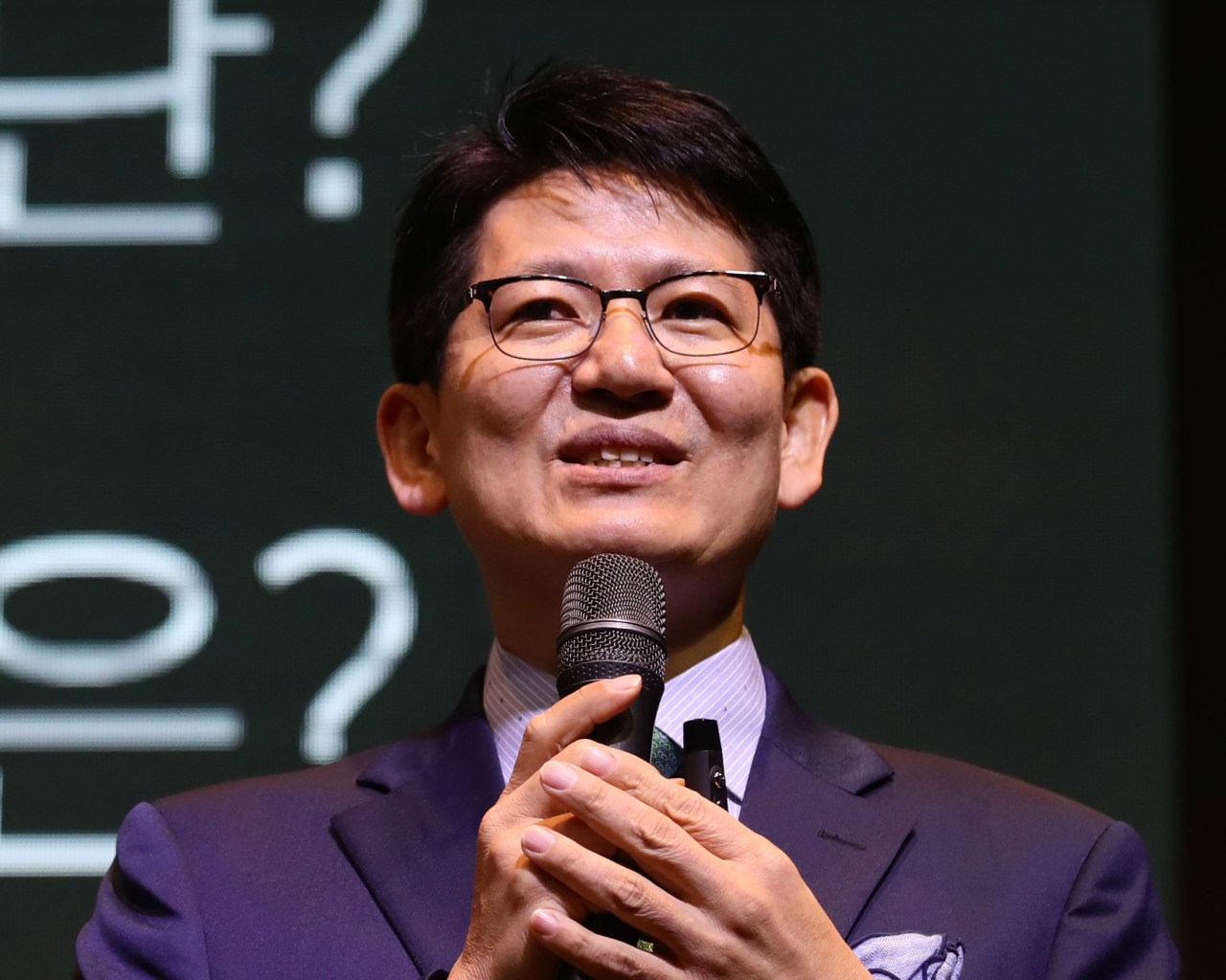KCGI Chief Executive Kang Sung-boo (Yonhap)