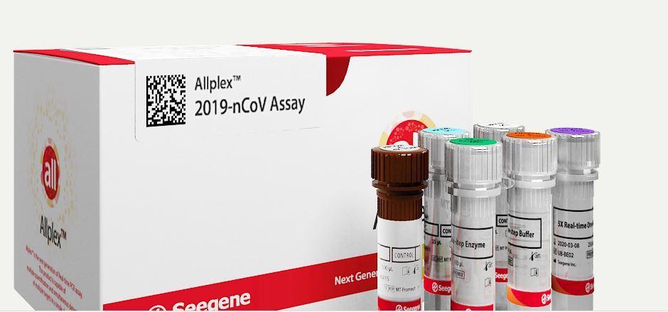 Seegene's AllplexTM 2019-nCoV Assay (Seegene)