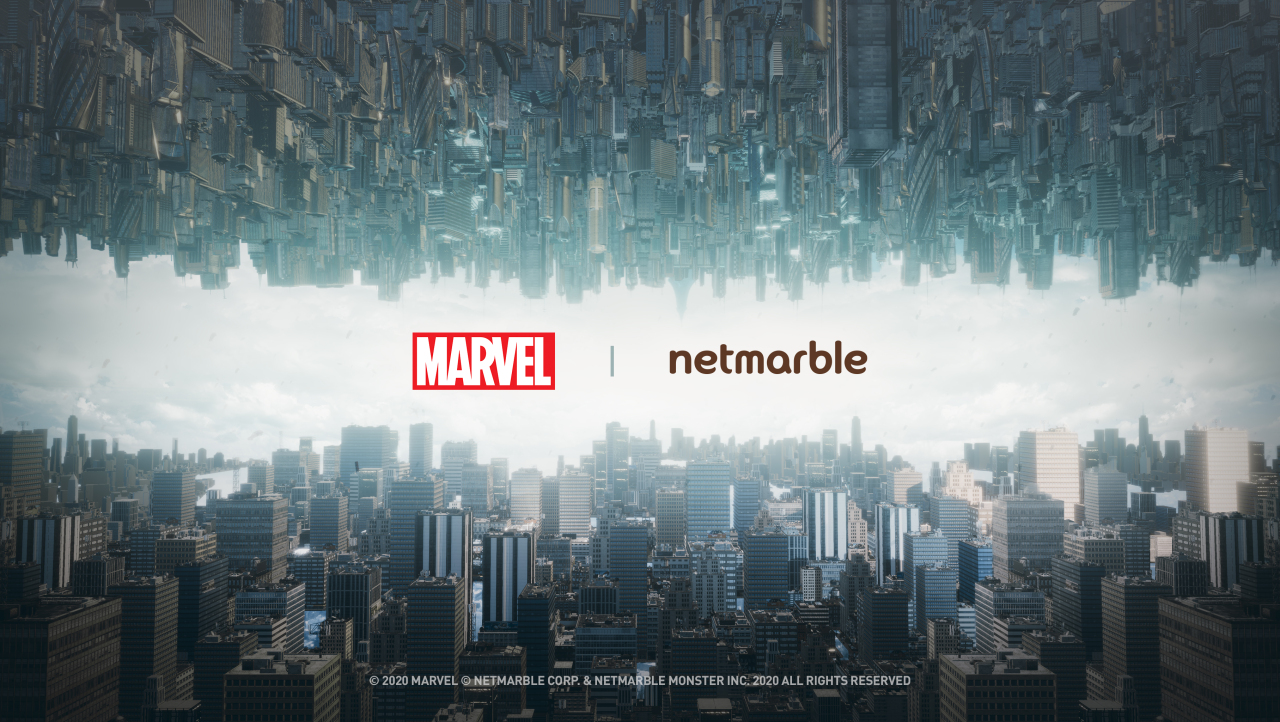 Netmarble and Marvel will introduce a new game at PAX East. (Netmarble)