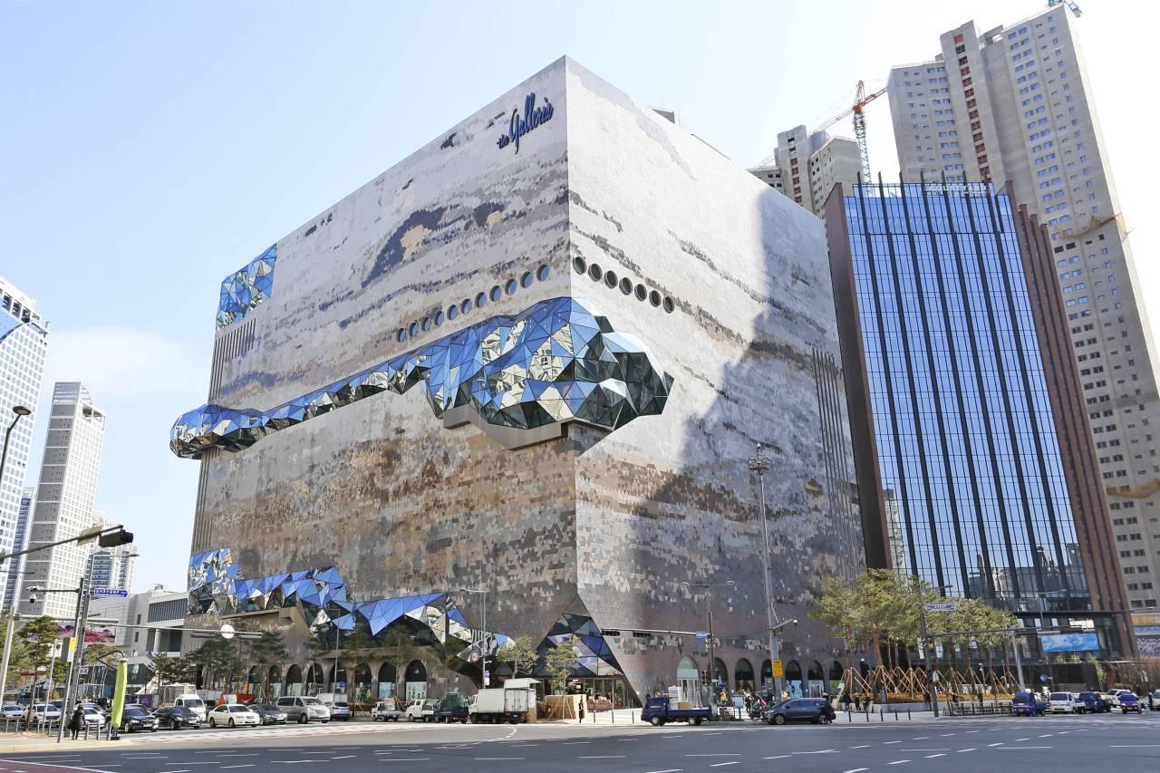 Galleria Gwanggyo (Hanwha Galleria)