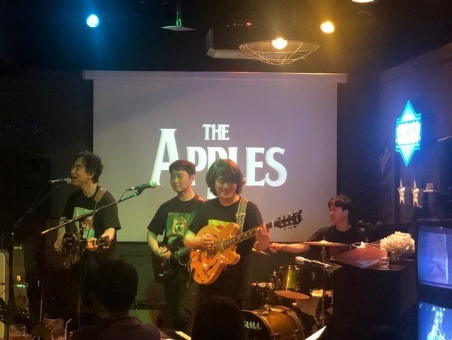 The Apples (Lee Jong-min)