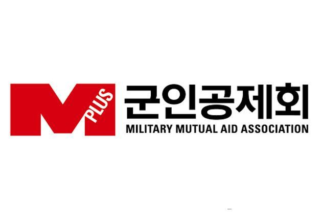 A logo of the Military Mutual Aid Association