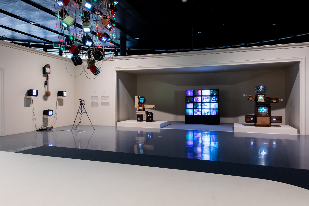 Nam June Paik Art Center in Gyeonggi Province, Korea, founded in 2008, is the only institute exclusively dedicated to Paik. (Nam June Paik Art Center)