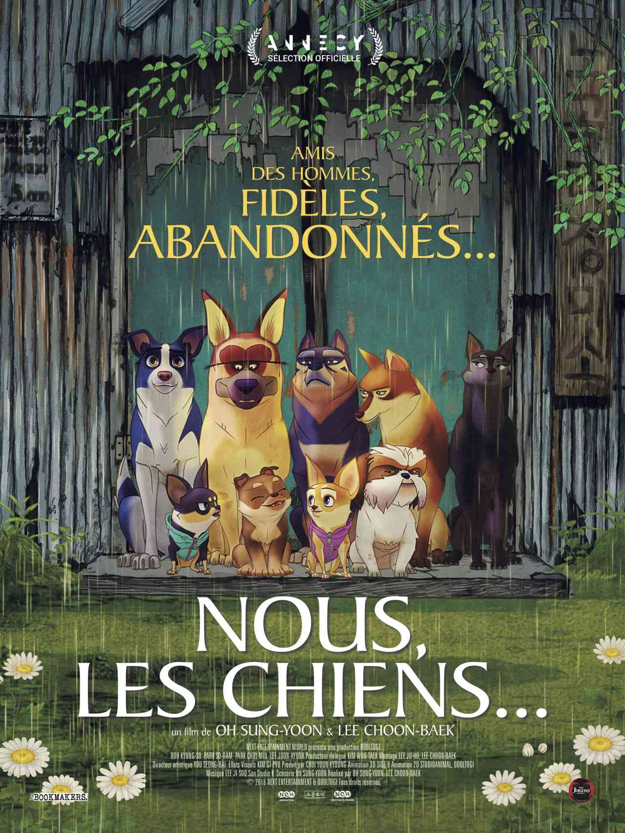 """""""Nous, Les Chiens"""" (NEWS)"""