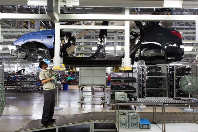Hyundai Motor Group manufacturing plant in Beijing (HMG)