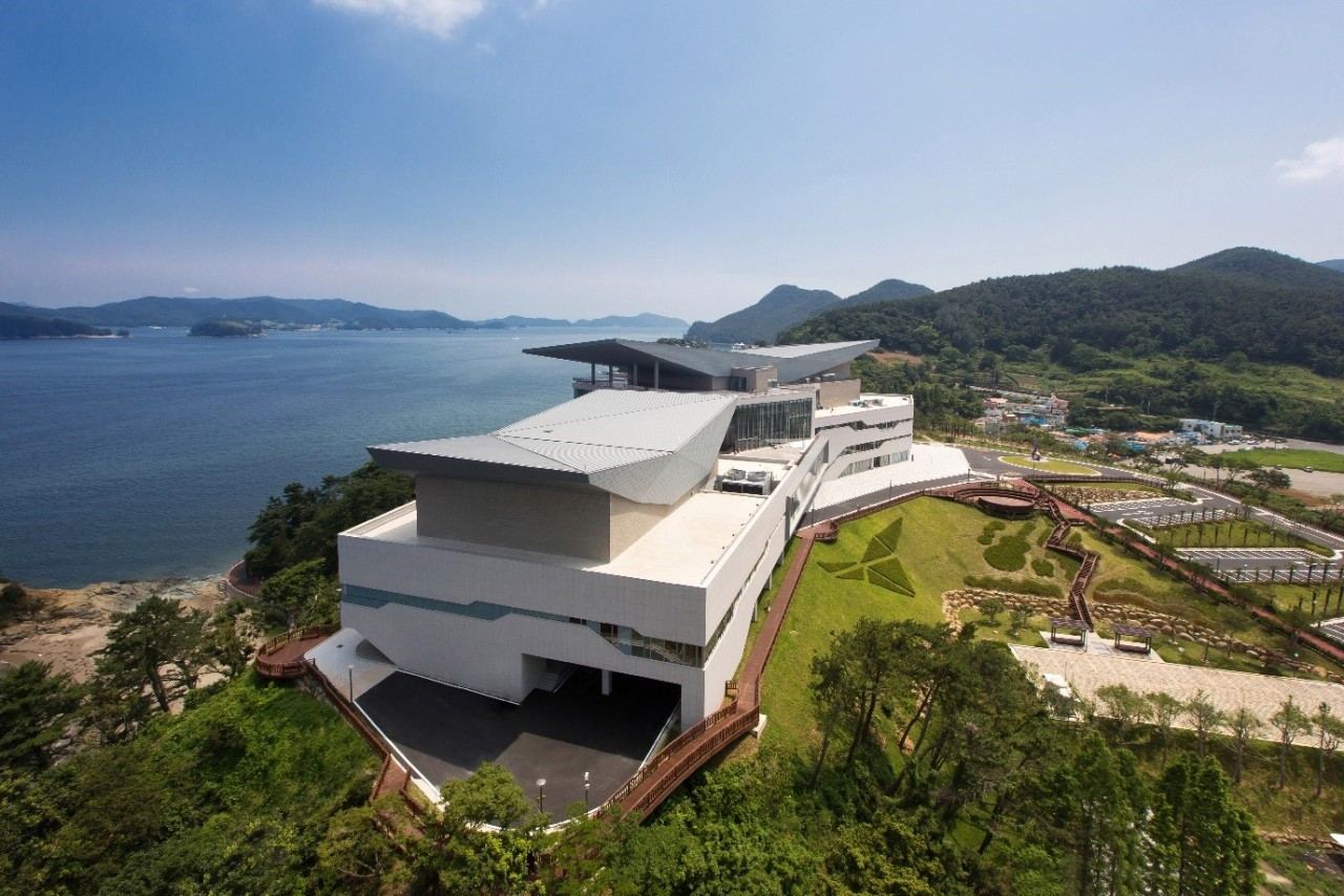 Tongyeong Music Hall (Tongyeong International Music Festival Foundation)