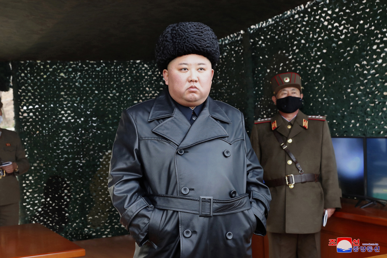 Kim Jong Un Expresses Condolences Over Coronavirus Outbreak in South Korea