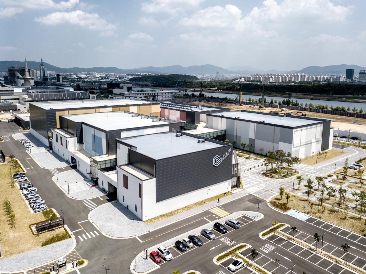 Studio Cube in Daejeon (KCCA)