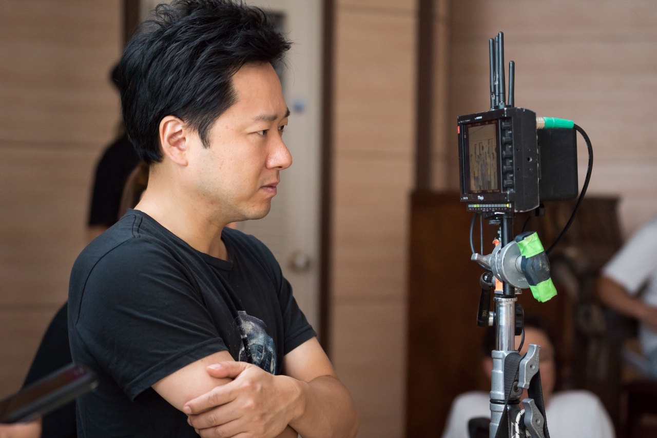 Director Song Jeong-woo (Storm Pictures Korea)