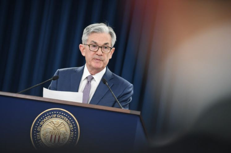 Jerome Powell, chair of the Federal Reserve (AFP-Yonhap)