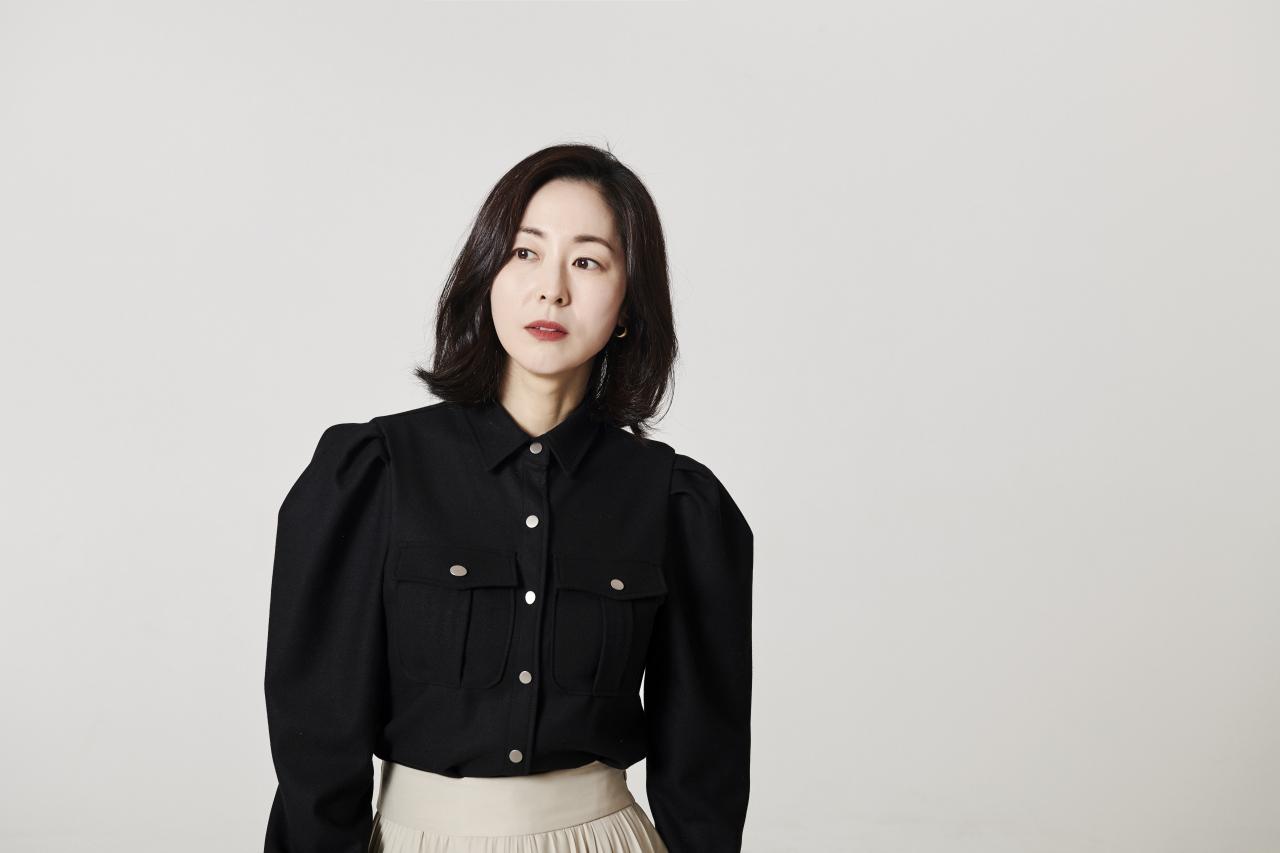 Actress Kang Mal-geum (REVERSE)