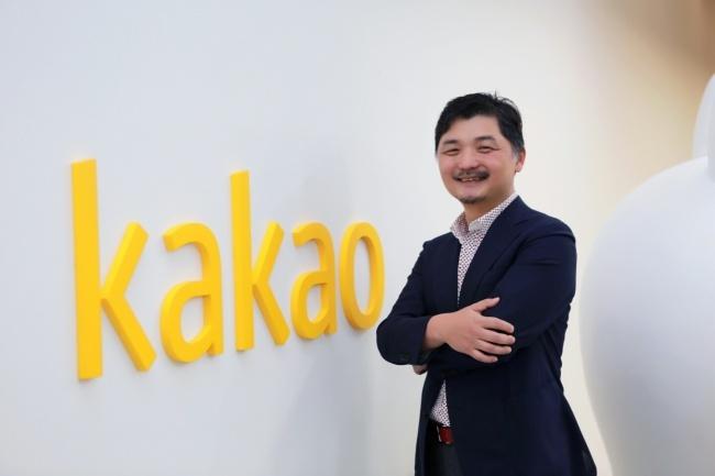 Kakao founder and Chairman Kim Beom-su